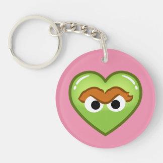 Porte-clés Coeur d'oscar