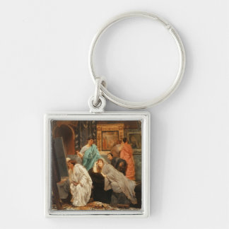 Porte-clés Collecteur d'Alma-Tadema   à l'heure d'Augustus