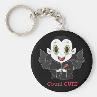 Porte-clés Compte Cute®