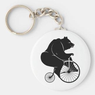 Porte-clés Concernez le vélo vintage
