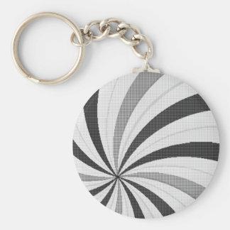 Porte-clés Contexte d'image tramée d'art de bruit