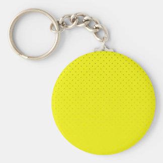 Porte-clés Contexte repéré par jaune