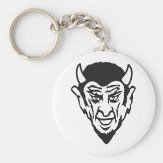 Porte-clés Contour de diable