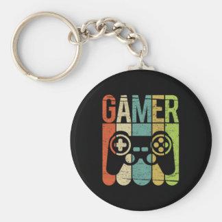 Porte-clés Contrôleur de jeu de Gamer
