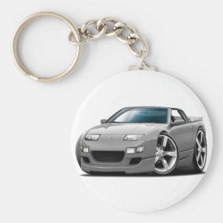 Porte-clés Convertible gris de Nissan 300ZX