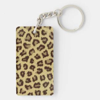 Porte-clés Copie de léopard/guépard