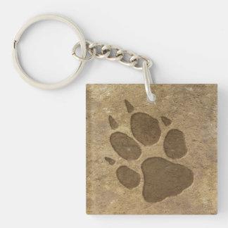 Porte-clés Copie de loup