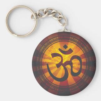 Porte-clés Copie vintage de symbole de l'OM