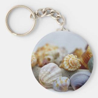 Porte-clés Coquillages du bord de la mer