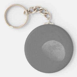 Porte-clés Côté en noir de la lune