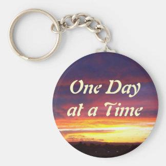 Porte-clés Coucher du soleil lumineux ODAT
