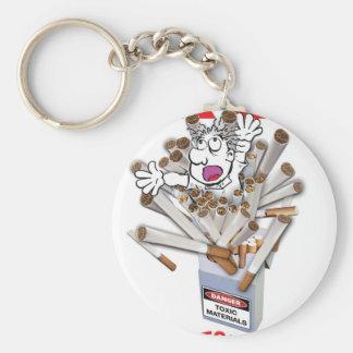 Porte-clés COUPURE LIBRE - cessez le tabagisme
