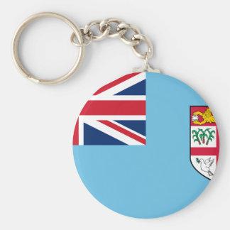 Porte-clés Coût bas ! Drapeau des Fidji