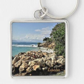 Porte-clés Coutume de no. 2 de paysage marin de Labadie