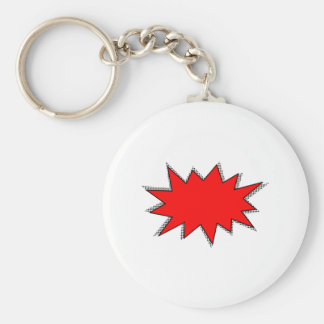 Porte-clés Créez vos propres onomatopées de super héros !