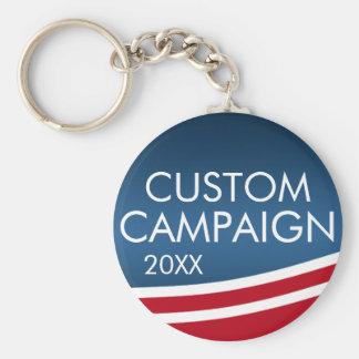 Porte-clés Créez votre propre conception d'élection