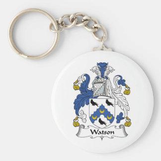 Porte-clés Crête de famille de Watson