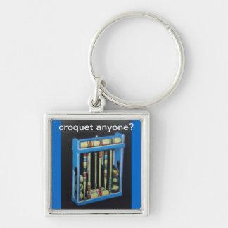 Porte-clés Croquet