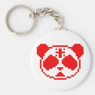 Porte-clés Culte de panda