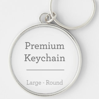 Porte-clés Customisé autour du porte - clé de photo