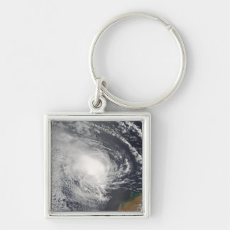 Porte-clés Cyclone tropical Jacob approchant l'Australie