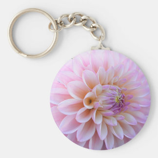 Porte-clés Dahlia Hued en pastel