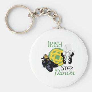 Porte-clés Danseur irlandais d'étape