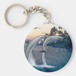 Porte-clés Dauphins de la Floride