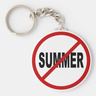 Porte-clés Déclaration de signe permise par été de la haine