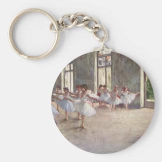 Porte-clés Dégazez les danseurs classiques