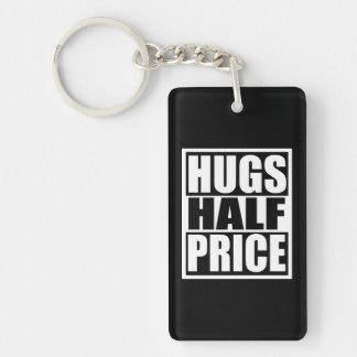 Porte-clés Demi de prix d'étreintes