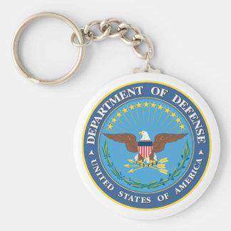 Porte-clés Département de la Défense - Etats-Unis