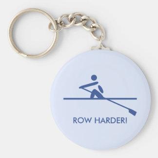Porte-clés Des sports plus durs de rangée d'amusement