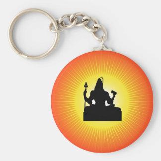 Porte-clés Dieu indien Shiva - porte - clé