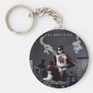 Porte-clés Dites n'importe quoi - héros