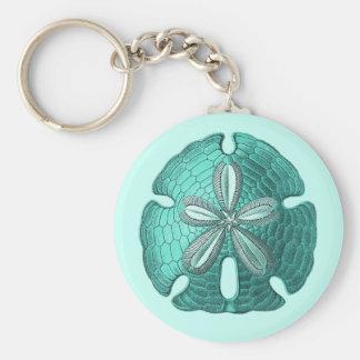 Porte-clés Dollar de sable d'Aqua