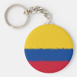 Porte-clés Drapeau colombien