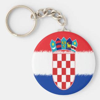 Porte-clés Drapeau croate