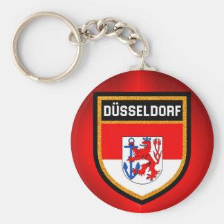 Porte-clés Drapeau de Düsseldorf