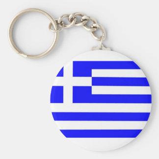 Porte-clés Drapeau de la Grèce