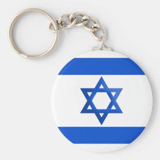 Porte-clés Drapeau de l'Israël