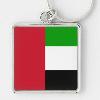 Porte-clés drapeau des Emirats Arabes Unis