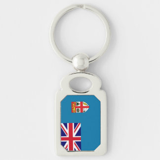 Porte-clés Drapeau des Fidji