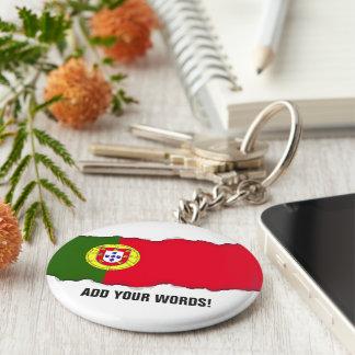 Porte-clés Drapeau du Portugal