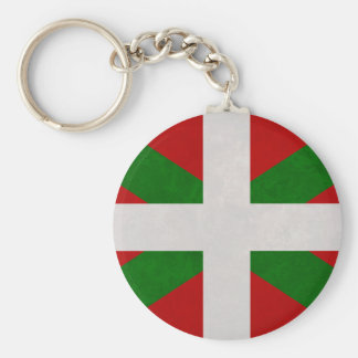 Porte-clés Drapeau Pays Basque Euskadi