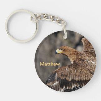 Porte-clés Eagle - porte - clé - personnalisable -