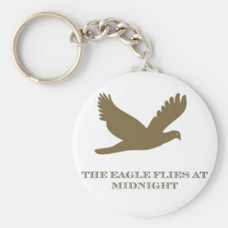Porte-clés Eagle vole au porte - clé de minuit