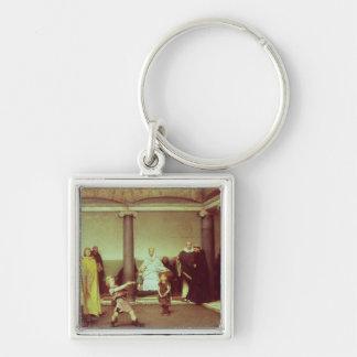 Porte-clés Éducation d'Alma-Tadema | des enfants de Clothilde