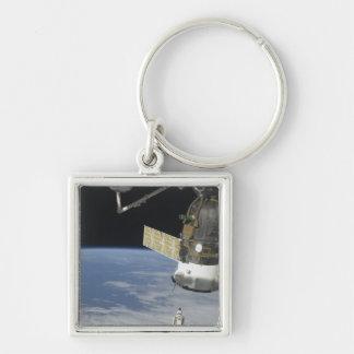 Porte-clés Effort de navette spatiale, un vaisseau spatial de