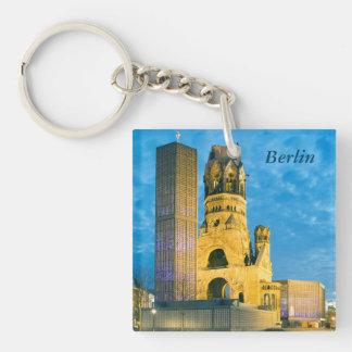 Porte-clés Église commémorative de Kaiser Wilhelm, Berlin